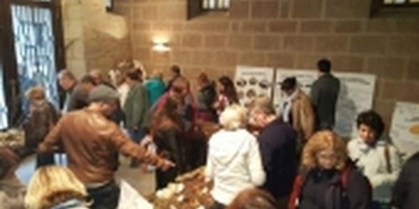 96 espècies exposades a la XIII Exposició de bolets del Grup de Natura