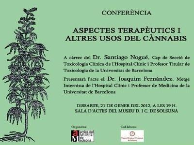 Aspectes terapèutics i altres usos del cànnabis