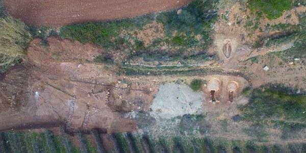 Excavacions a Pontons