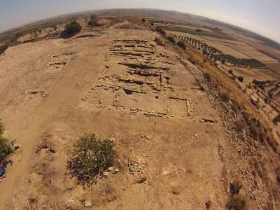 Les tasques arqueològiques del setembre