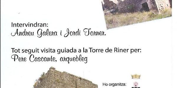 Presentació Llibre: Castlanaia del castell de Riner