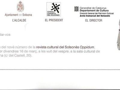 Presentació Oppidum 9