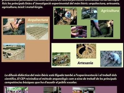 Projecte de CAMP D'EXPERIMENTACIÓ DE LA PROTOHISTÒRIA