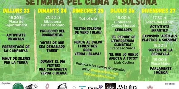 Setmana pel Clima