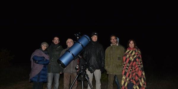 Sortida d'astronomia