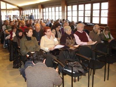 XIX Assemblea General Ordinària de la CCEPC. Solsona 26 de febrer de 2011