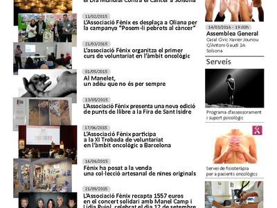 El Butlletí Resum 2015